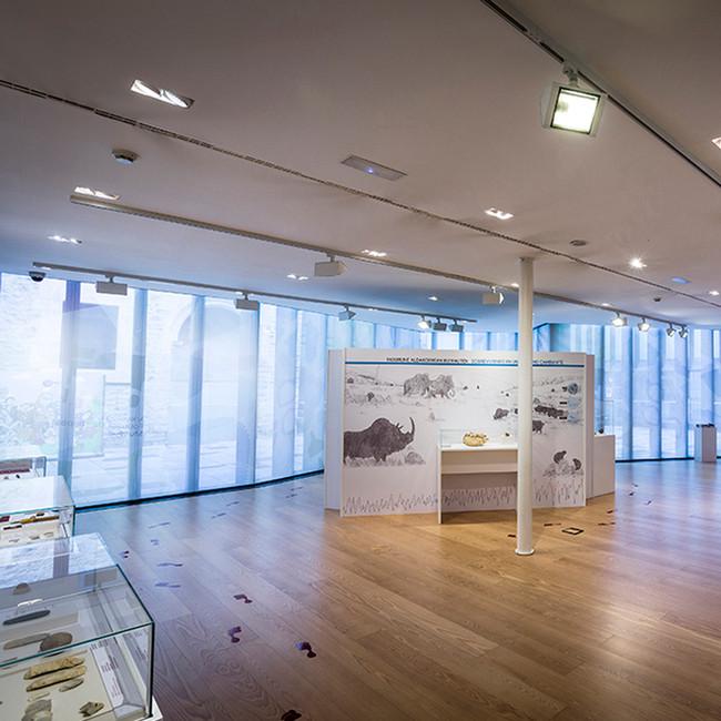 Museo Bibat, centro de la exposición.