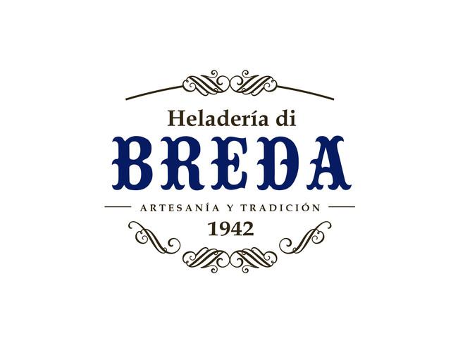 Logo Heladería Breda