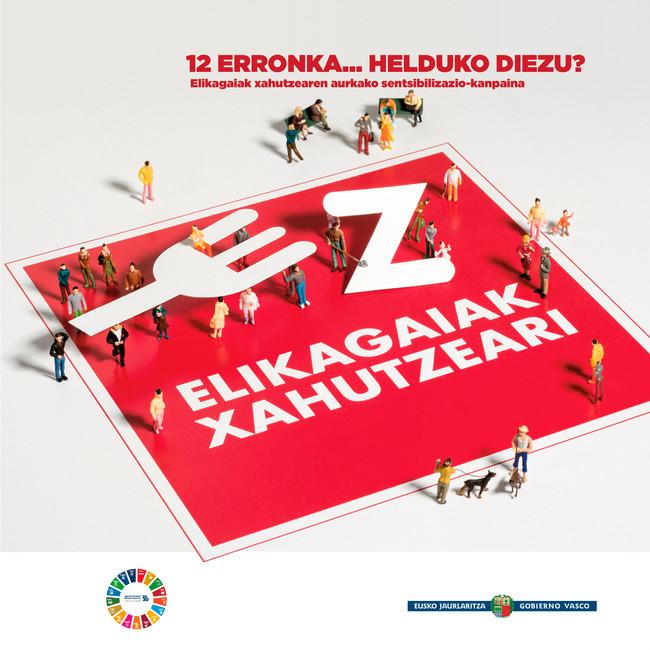 Presentacion campaña 12 retos contra el despilfarro alimentario