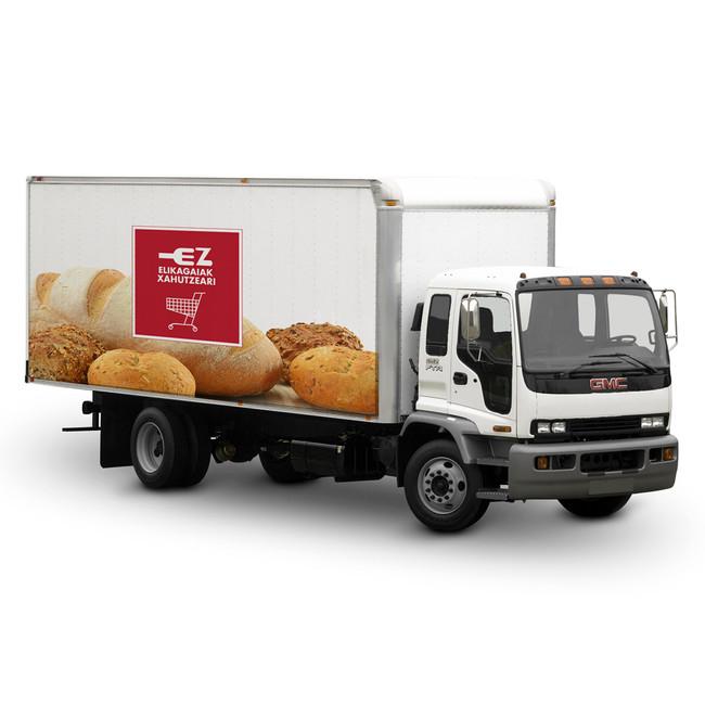 No al despilfarro alimentario, distribución