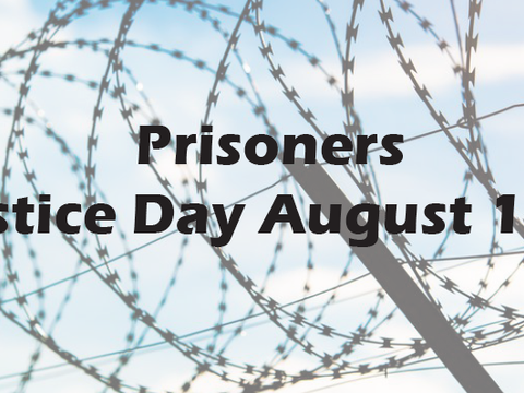 Prisoners' justice day