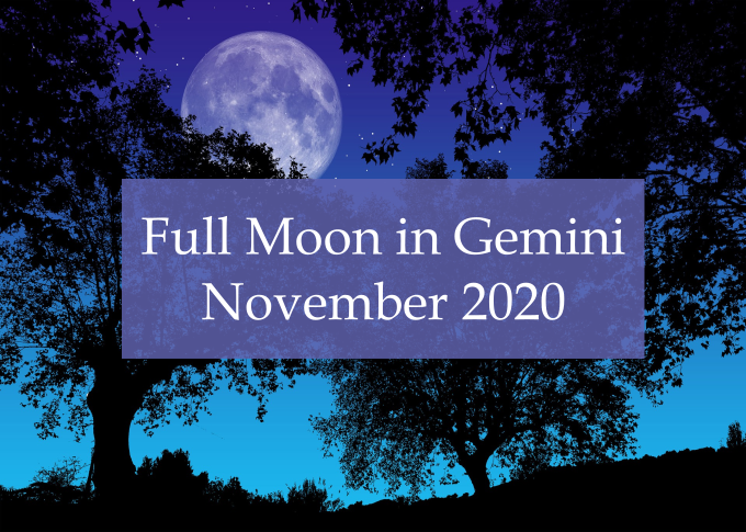 Full Moon in Gemini - Abby Drew - Intuitive Guide