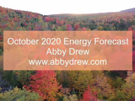 October 2020 Energy Forecast