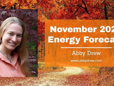 November 2020 Energy Forecast