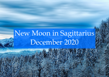 New Moon in Sagittarius - December 2020