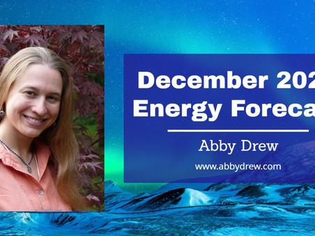 December 2020 Energy Forecast