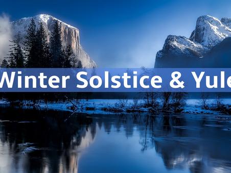 Winter Solstice & Yule 2020