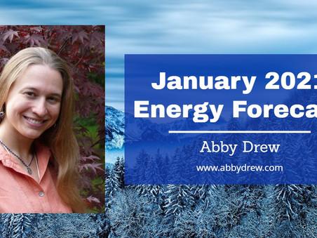 January 2021 Energy Forecast
