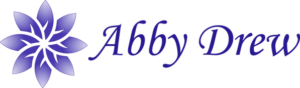 Logo with Name Abby Drew