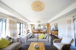 Internal dining/living area