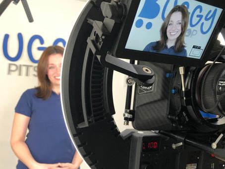 Buggy PitStop - Kiosk Presenter Video