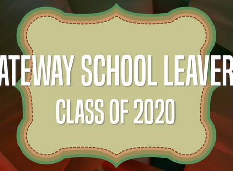 Gateway School Year 6 Leavers Video