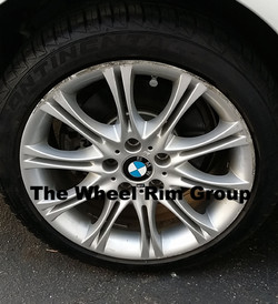 BMW M Wheel Upon Arrival
