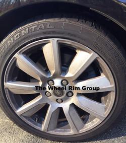 Range Rover Wheel Repair