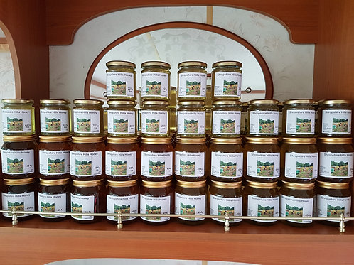 Shropshire Hill Honey 227g