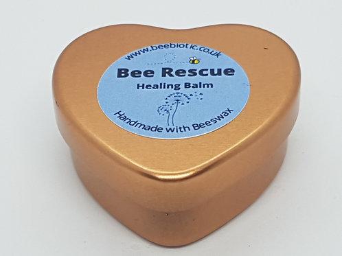 """Bee Rescue - Nurse Bee Healing Balm """"Heart edition"""""""""""