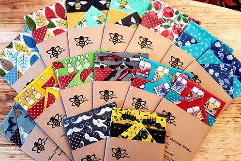 """""""Bee-Fresh"""" Wraps-Starter Pack"""