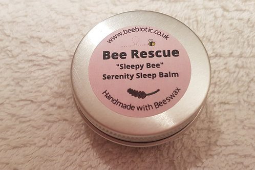 "Bee Rescue ""Sleepy Bee"" Serenity Balm"