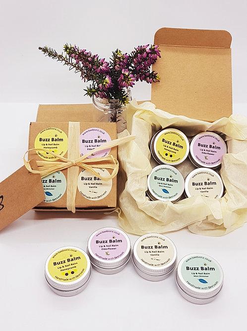 """The """"Buzz Balm Collection Gift Box"""""""