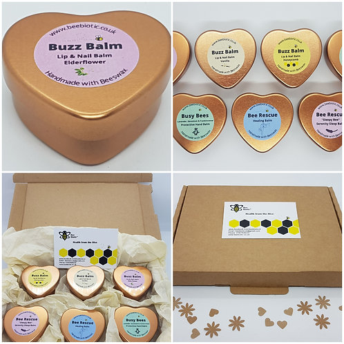 """Mother's Day Heart  """"Pick & Mix"""" Letter Box Gifts"""