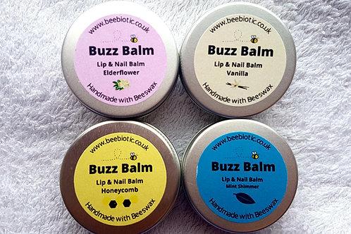 Buzz Balm - Lip & Nail Balm
