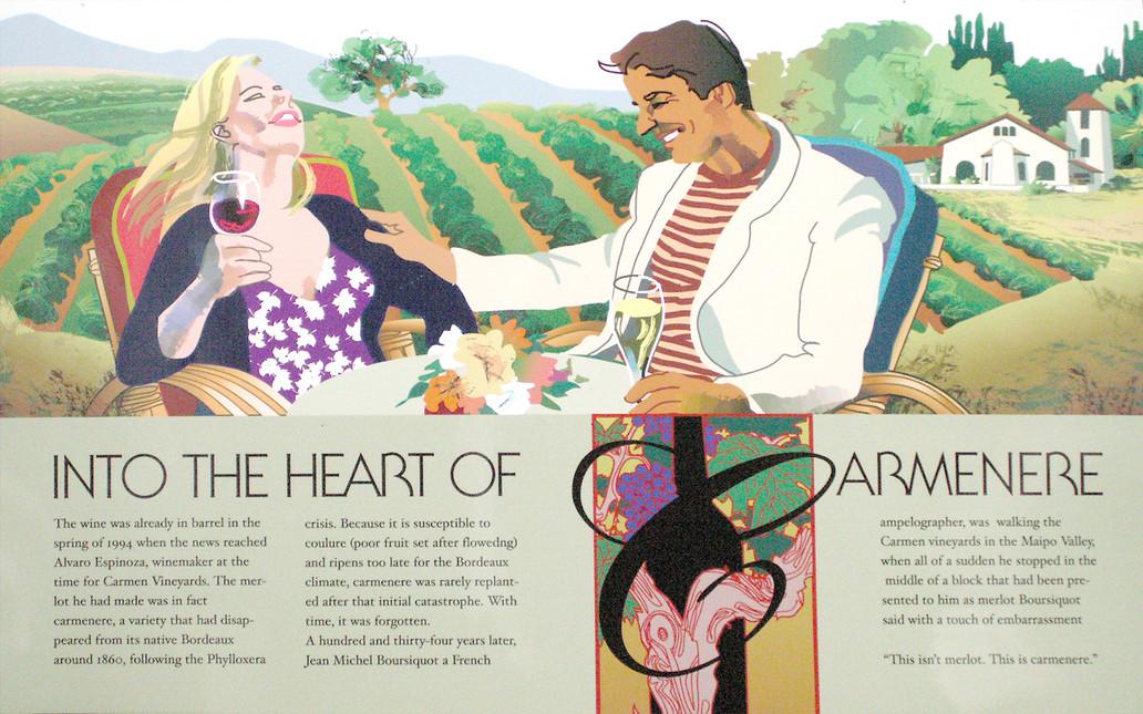 Into the Heart of Carmenere