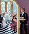 The Wedding Feast  Giclee Print