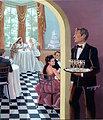 The Wedding Feast  Acrylic on Canvas