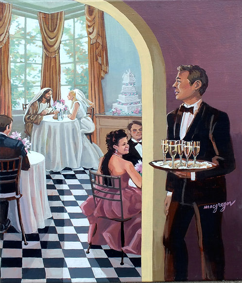 The Wedding Feast Giclee Print