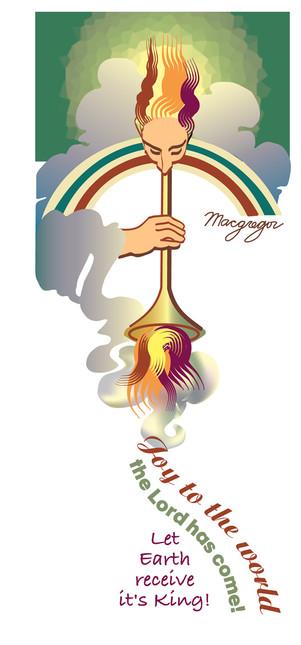 Revelation Bible Study logo Art