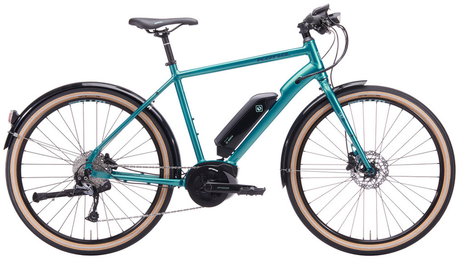 KONA DEW-E - elektrische fiets