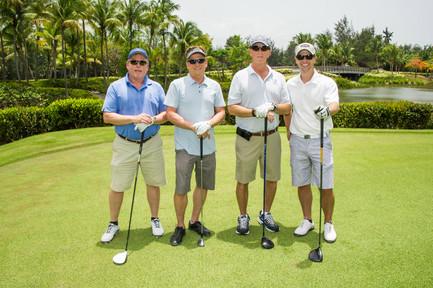 Golf Tournament Team Pictures