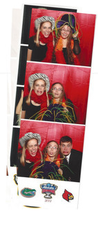 Allstate Sugarbowl Photobooth Pictures
