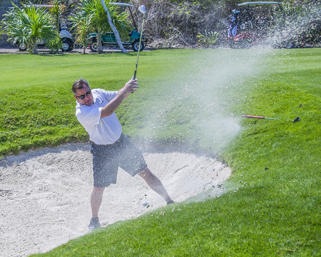 Candid Golf Pictures