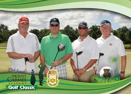 Golf Fundraiser Photography and Pictures