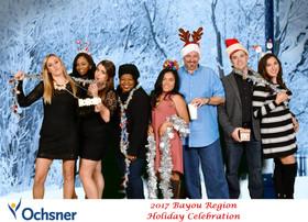 Ochsner Holiday Celebration