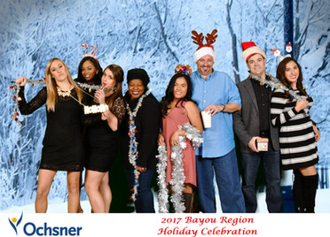 Ochsner Holiday Celebration