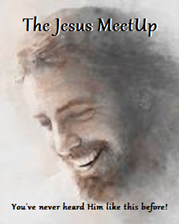 Jesus awesome.png Jesus MeetUp flyer fro