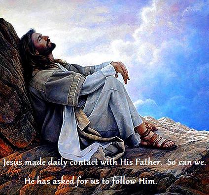 Jesus worship commune Make contact Follo