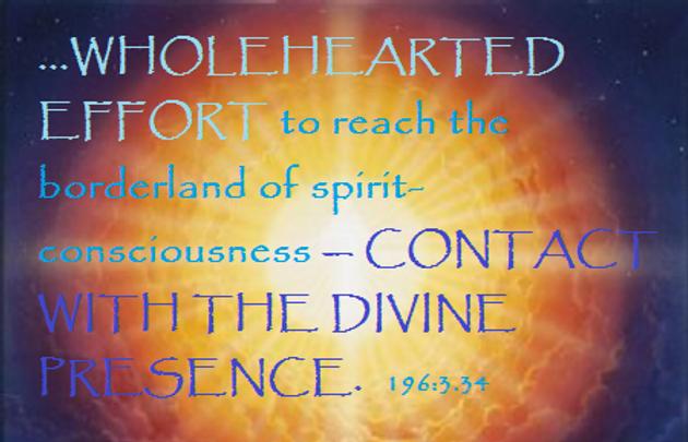 vortex spiritual man outer borderland of