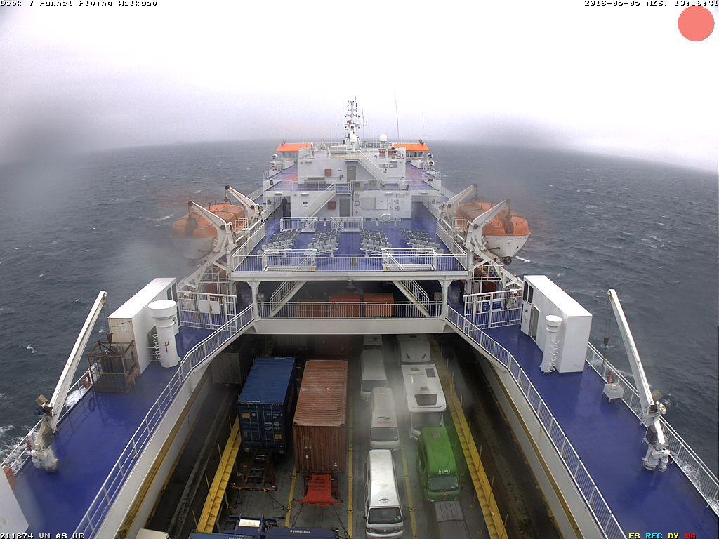 KiwiRail - Interislander Ferry