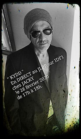KYDD ( Live chez Jacky sur IDF1)