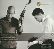 Le violon de Rothschild, par Lyonel Schmit et Julien Guénebaut, pianiste et chef d'orchestre