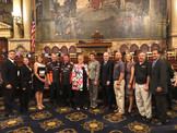 Motorsports Industry Meets with Lawmakers at Pennsylvania State Capitol