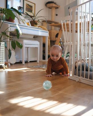 Fotografering av barn Göteborg