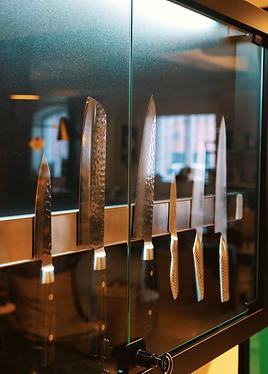 Produktfoto av knivar