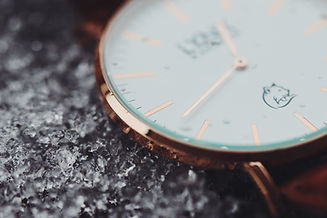 Produktfoto av klocka.