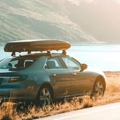 Bilfoto Saab