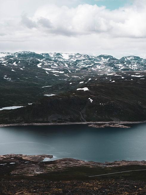 Berg i Norge.
