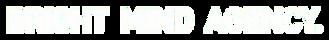Logo Bright Mind Agency